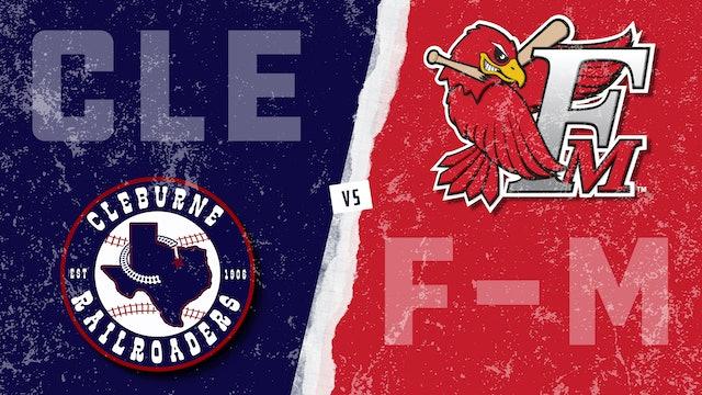 Cleburne vs. Fargo-Moorhead (6/12/21)