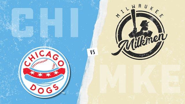 Chicago vs. Milwaukee (7/22/21)