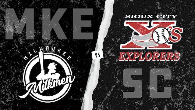 Milwaukee vs. Sioux City (5/21/21)