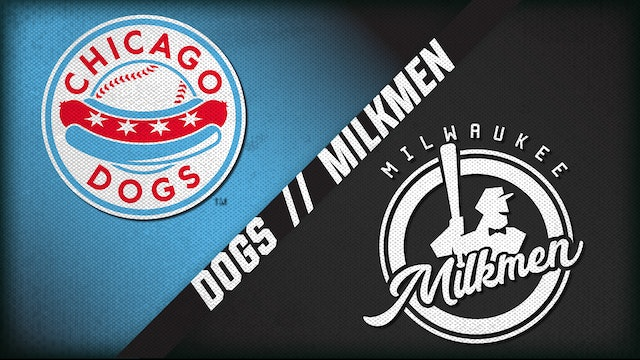 Chicago vs. Milwaukee (8/8/20)