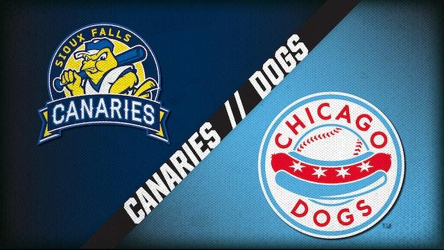 Sioux Falls vs. Chicago - PPD/Rain (7/15/20)