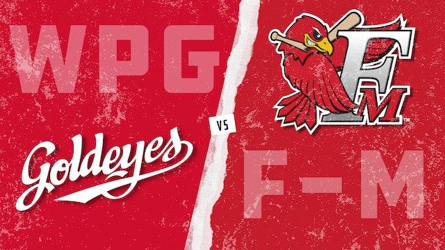 Winnipeg vs. Fargo-Moorhead (7/1/21)