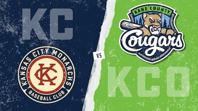 Kansas City vs. Kane County - Resumpt...