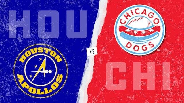 Houston vs. Chicago (7/4/21)