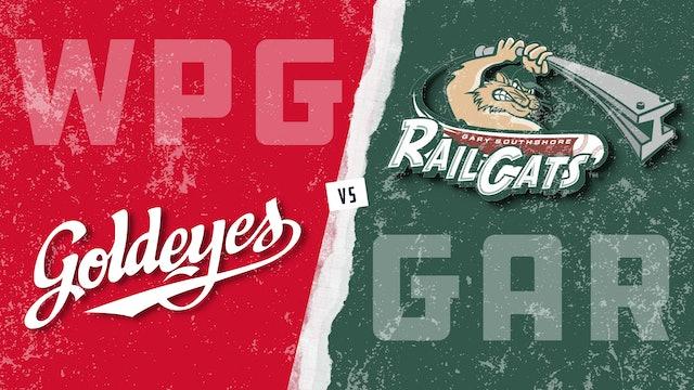 Winnipeg vs. Gary SouthShore (7/4/21)