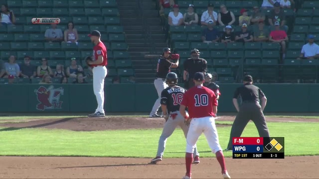 Goldeyes Highlights: July 25, 2020 vs. Fargo-Moorhead