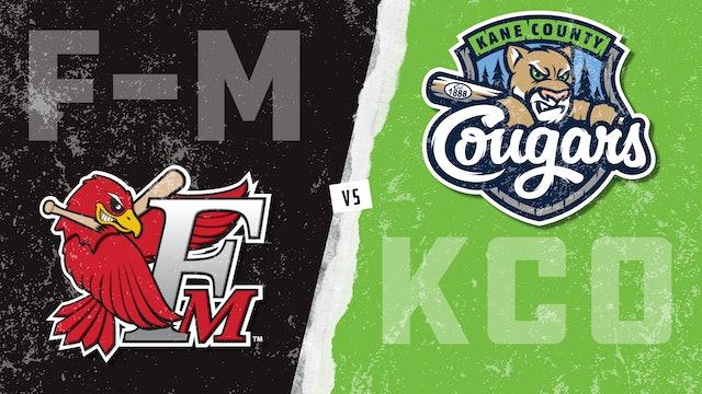 Fargo-Moorhead vs. Kane County (7/21/21)