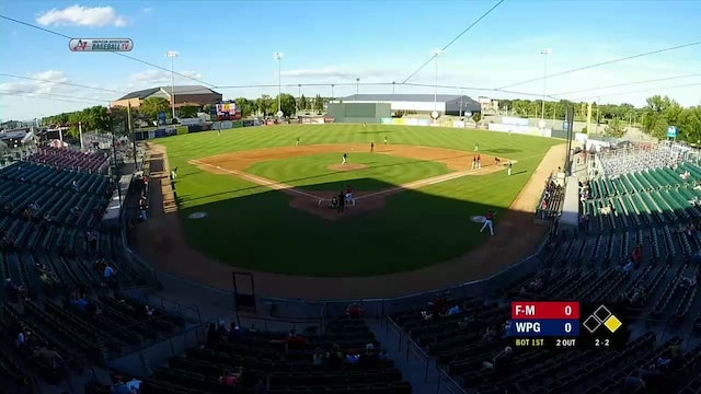 Goldeyes Highlights: July 9, 2020 vs. Fargo-Moorhead