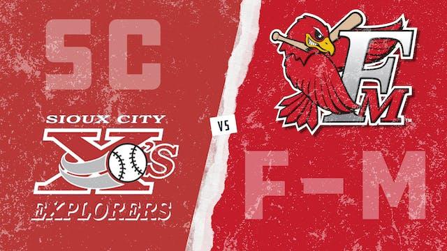 Sioux City vs. Fargo-Moorhead (9/1/21)
