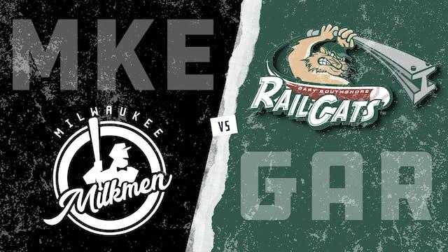 Milwaukee vs. Gary SouthShore (9/6/21)