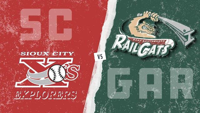 Sioux City vs. Gary SouthShore (6/12/21)