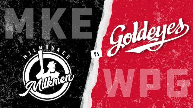 Goldeyes Highlights: August 7, 2021 v...