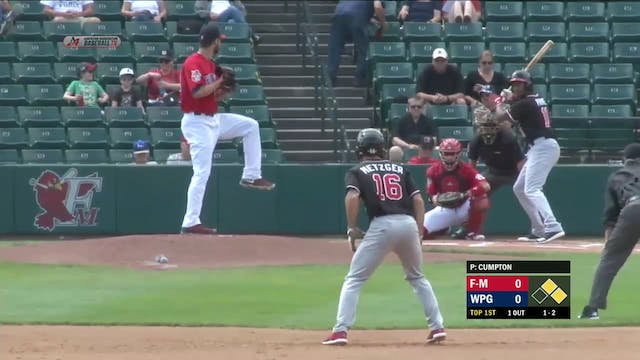 Goldeyes Highlights: August 30, 2020 ...