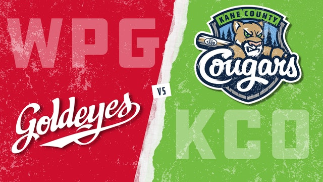 Winnipeg vs. Kane County (8/13/21)