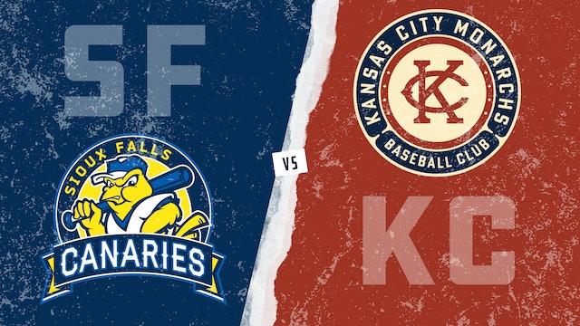 Sioux Falls vs. Kansas City - Game 2 (6/1/21)