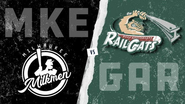 Milwaukee vs. Gary SouthShore (5/18/21)