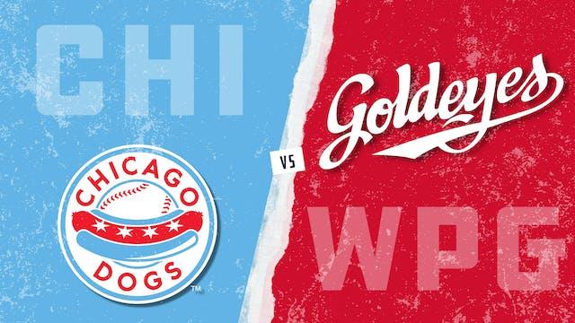 Chicago vs. Winnipeg (5/22/21)