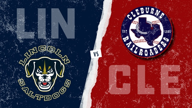 Lincoln vs. Cleburne (5/23/21)