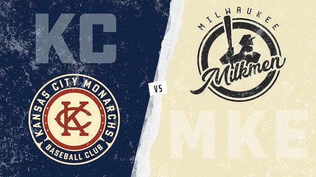 Kansas City vs. Milwaukee (6/22/21)
