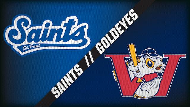 St. Paul vs. Winnipeg - Game 1 (8/1/20)