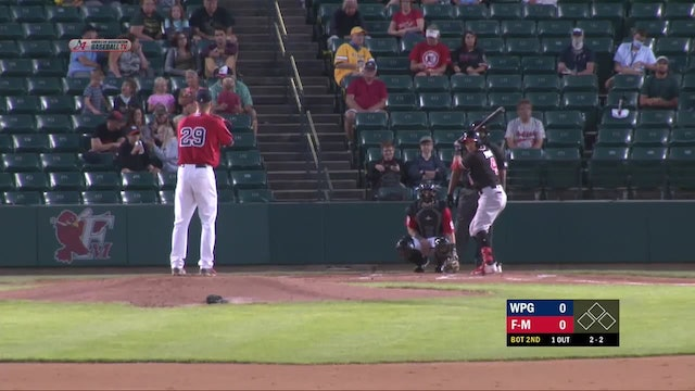 Goldeyes Highlights: August 11, 2020 at Fargo-Moorhead (Game Two)