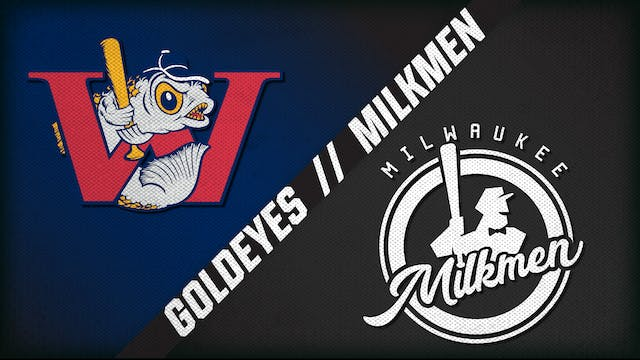 Winnipeg vs. Milwaukee (8/18/20) - Pa...