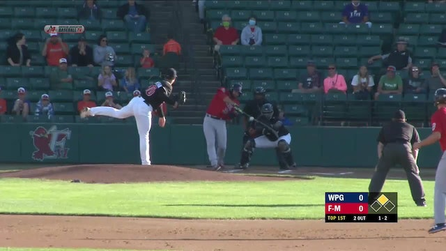 Goldeyes Highlights: July 21, 2020 at Fargo-Moorhead