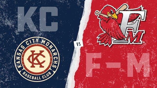 Kansas City vs. Fargo-Moorhead (8/2/21)