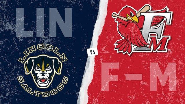 Lincoln vs. Fargo-Moorhead (7/29/21)