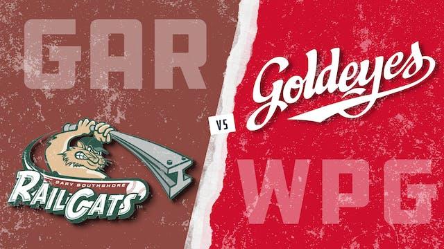 Gary SouthShore vs. Winnipeg (8/19/21)
