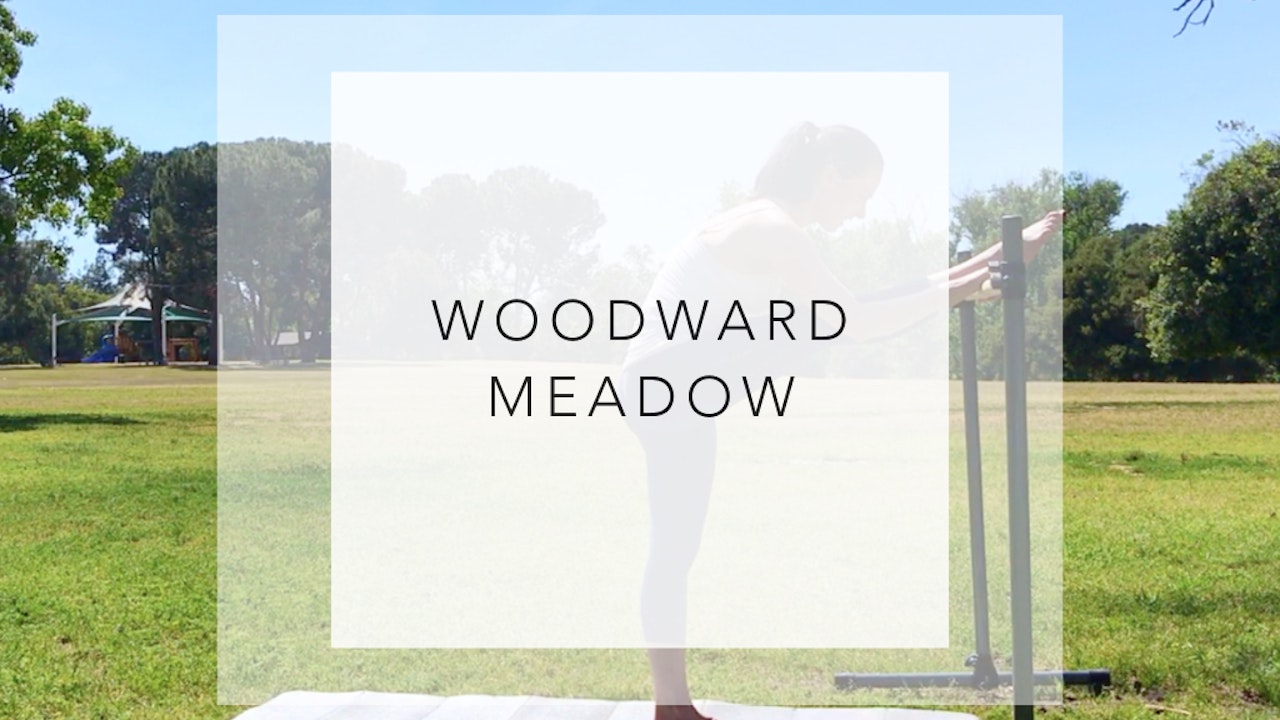 Woodward Meadow: 24 Minute Complete Body Shaping
