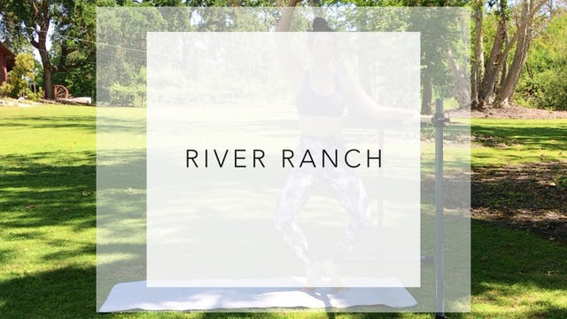 River Ranch: 25 Minute Total Body Tone Up