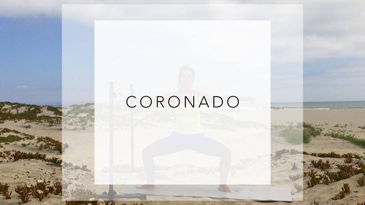 Coronado: 22 Minute Sculpted Arms & Legs