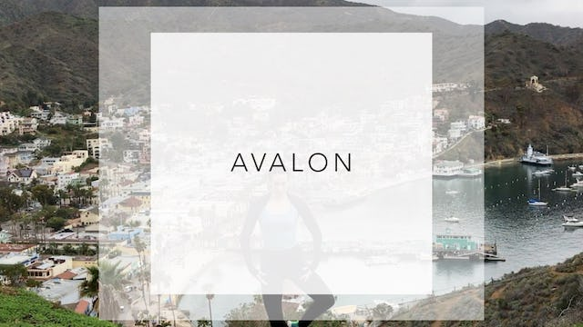 Avalon: 8 Minute Total Body Workout