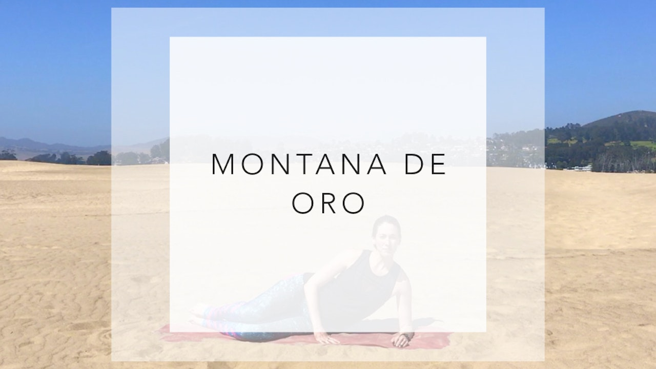 Montana de Oro: 7 Minute Lower Body Shape Up
