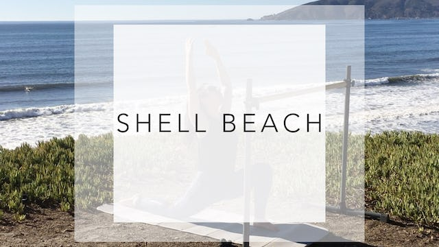 Shell Beach: 33 Minute Total Body Workout