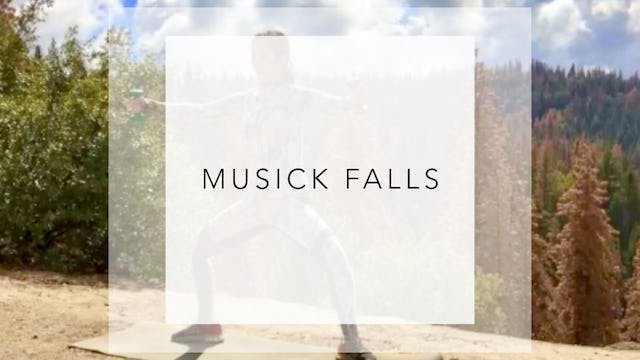 Musick Falls: 19 Minute Total Body Workout
