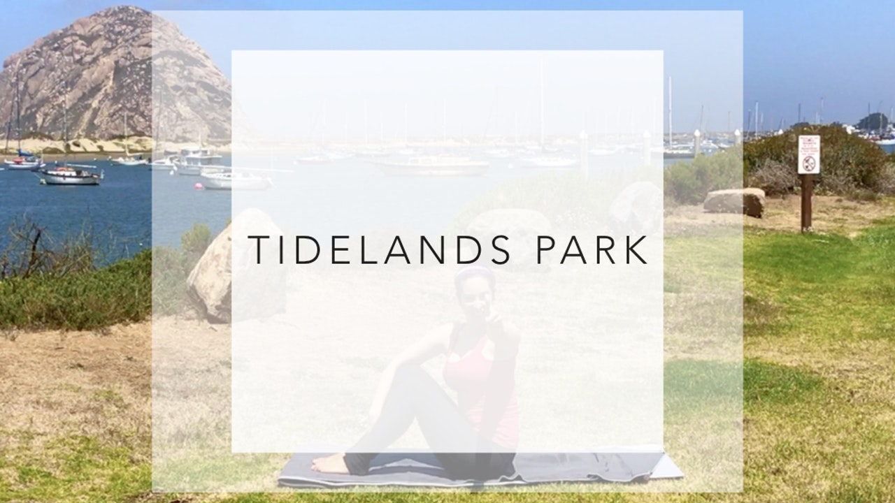 Tidelands Park: 6 Minutes to 6 Pack Abs