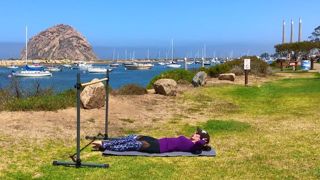 Morro Bay Warm Up & Abs