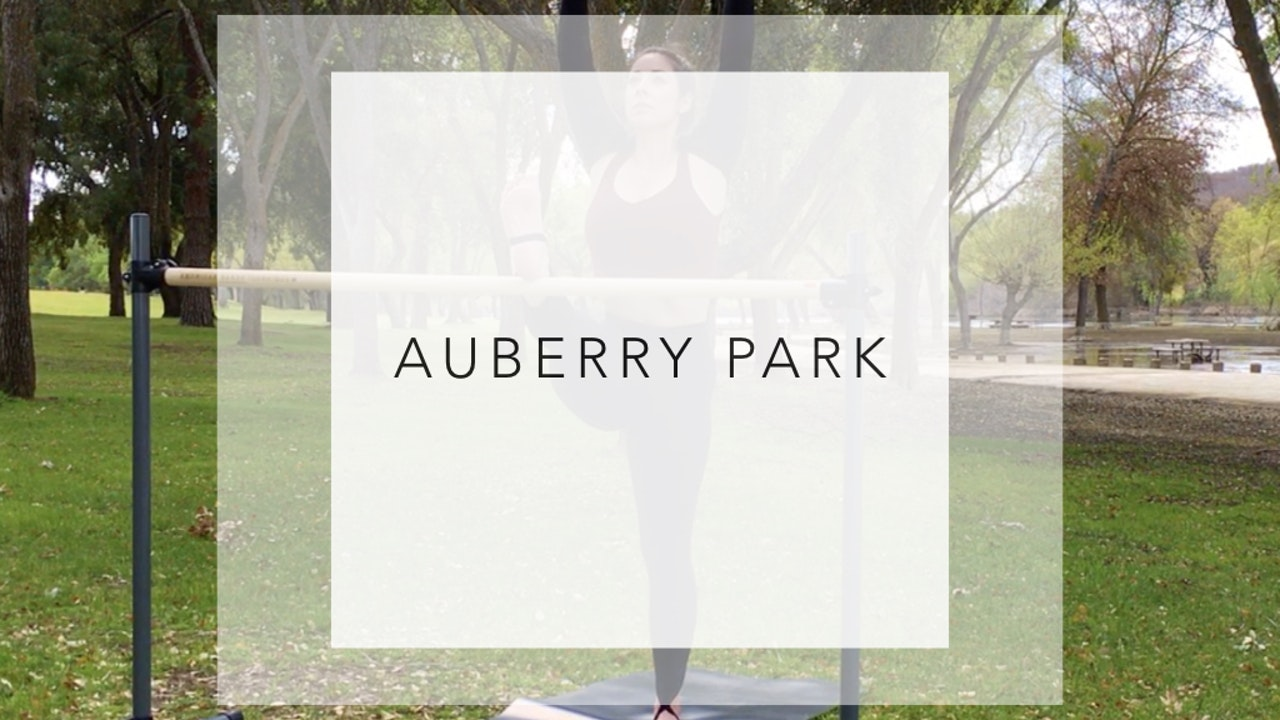 Auberry Park: 26 Minute Total Body Workout