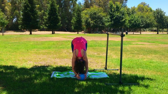 Alluvial Park 1st Stretch