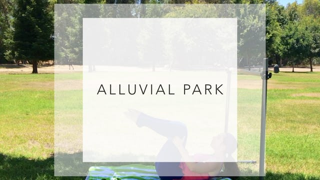 Alluvial Park: 23 Minute Total Body Burn