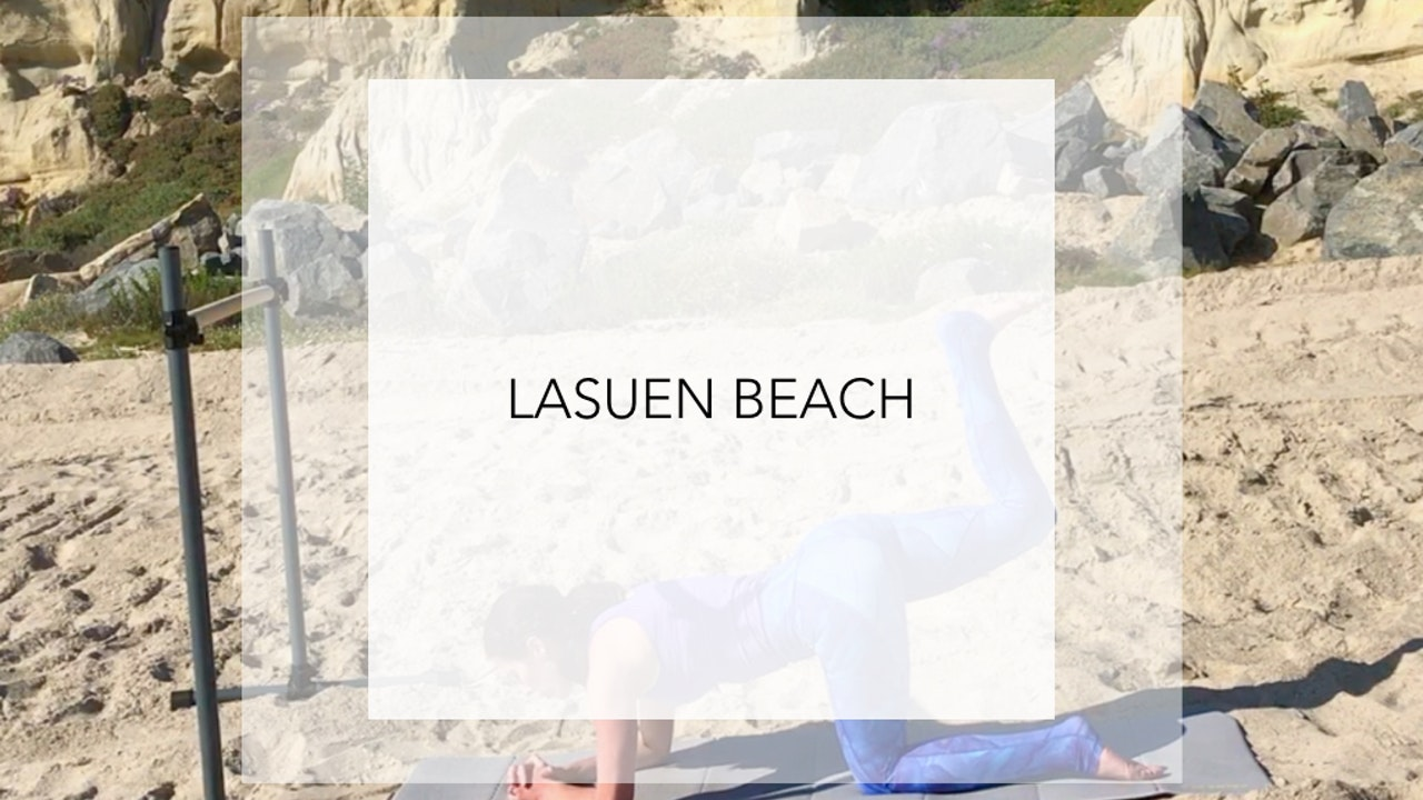 Lasuen Beach: 10 Minute Abs & Glute Workout