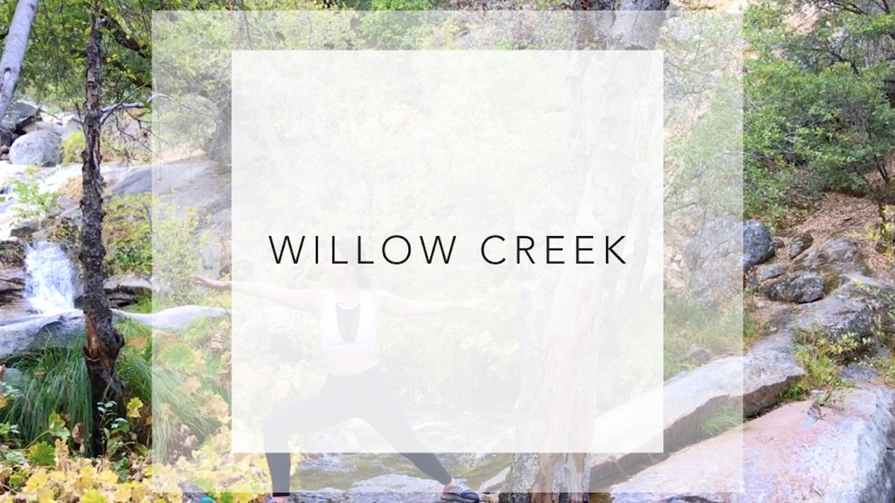 Willow Creek: 21 Minute Rejuvenate Barre Workout