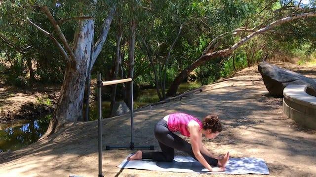 Dry Creek Point Legs & Final Stretch