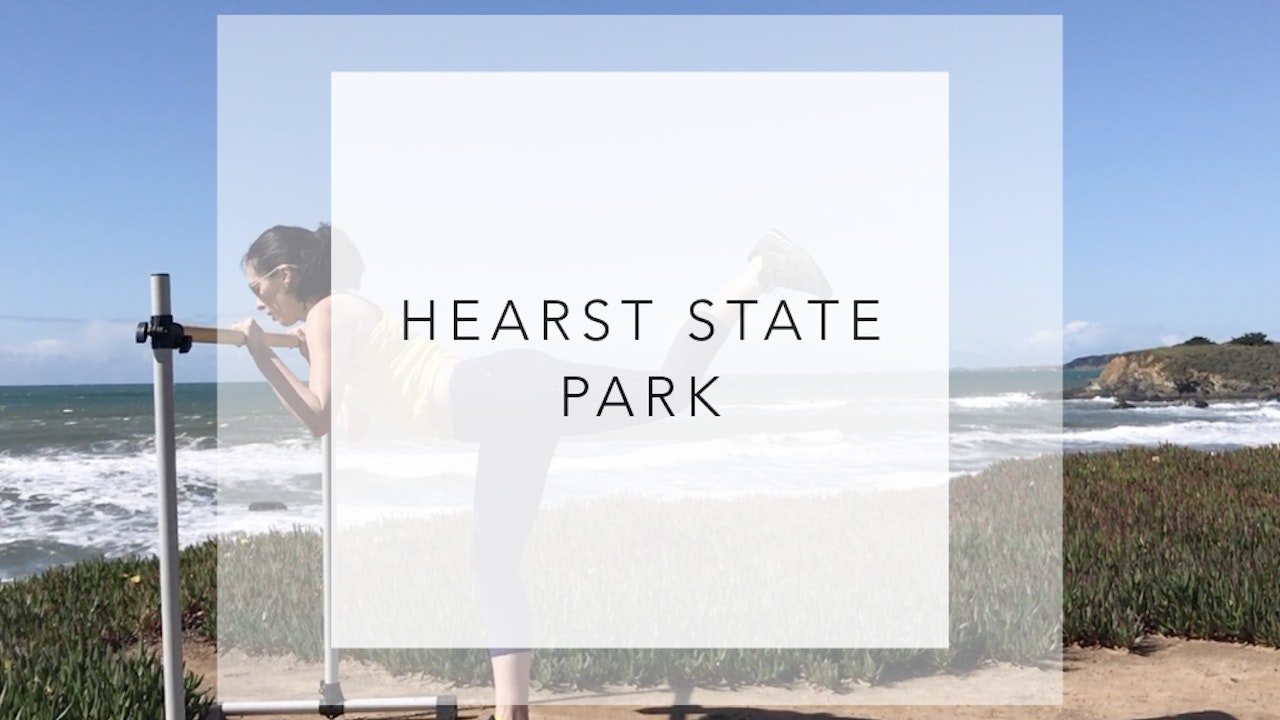 Hearst State Beach: 15 Minute Total Body Workout