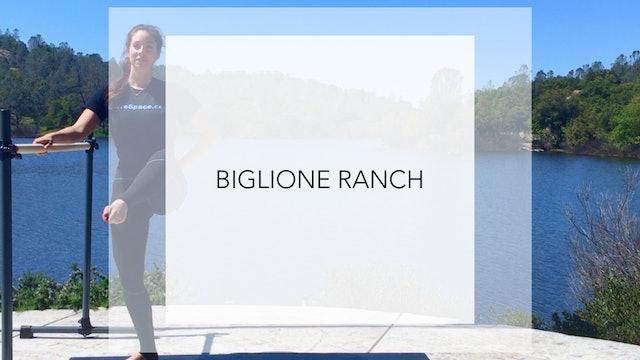 Biglione Ranch: 23 Minute Total Body Workout