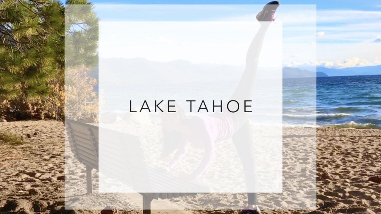 Lake Tahoe: 12 Minute Total Body Bench Workout