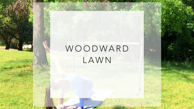 Woodward Lawn: 24 Minute Total Body Slim Down