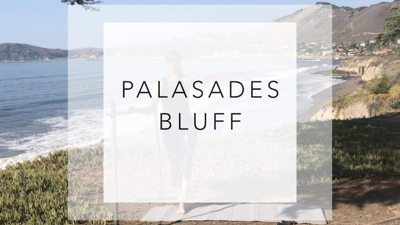 Palasades Bluff: 31 Minute Total Body Workout